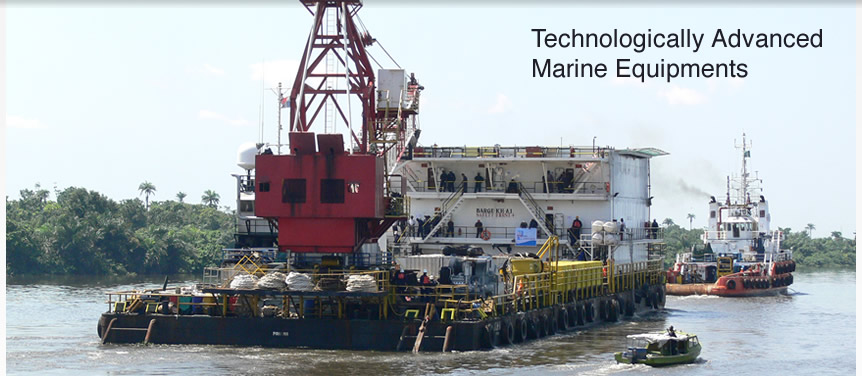 Technologically Advanced Marine Equipments